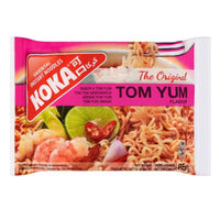 Koka Tom Yum Flavour Instant Noodles 85g - Asian Online Superstore UK