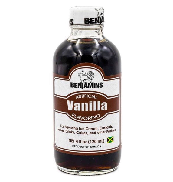 Benjamin Vanilla Flavouring (Essence) 120ml - Asian Online Superstore UK