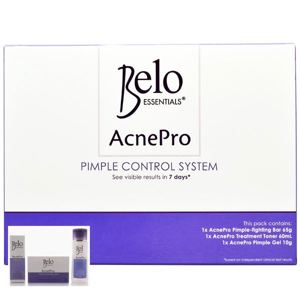 ACNEPRO SYSTEM PACK (Bar+Tnr+Gel)