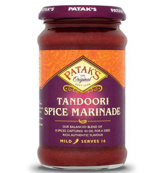 Patak's Tandoori Spice Marinade 312g - Asian Online Superstore UK