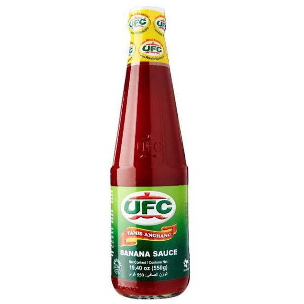 UFC Regular Banana Sauce 550g - Asian Online Superstore UK