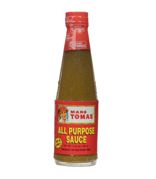 Mang Tomas Hot & Spicy All Purpose Sauce (Roast Sauce) 330ml - Asian Online Superstore UK