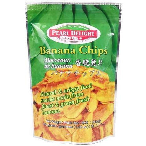 Pearl Delight Banana Chips 100g - Asian Online Superstore UK