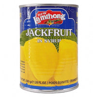 New Lamthong Ripe Jackfruit in Syrup 565g - Asian Online Superstore UK