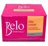 Belo Essentials Day Cover Whitening Vitamin Cream with SPF 15 - 50g