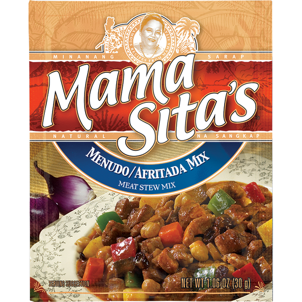 Mama Sita's Menudo/Afritada (Meat Stew Mix)30g - Asian Online Superstore UK