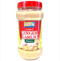 Ashoka Ginger Garlic Paste 1kg