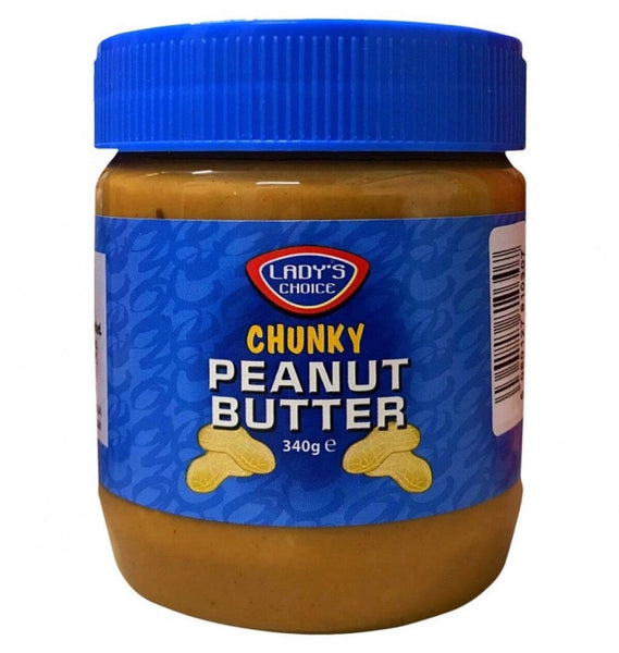 Lady's Choice Chunky Peanut Butter 340g - Asian Online Superstore UK