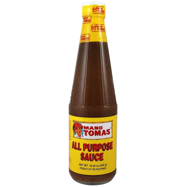 Mang Tomas Regular All Purpose Sauce (Roast Sauce) 550g - Asian Online Superstore UK
