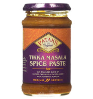 Patak's Tikka Masala Spice Paste (Marinade) 283g - Asian Online Superstore UK