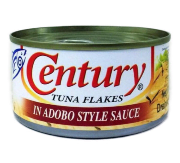 Century Tuna Flakes Adobo Style 12x180g - Asian Online Superstore UK