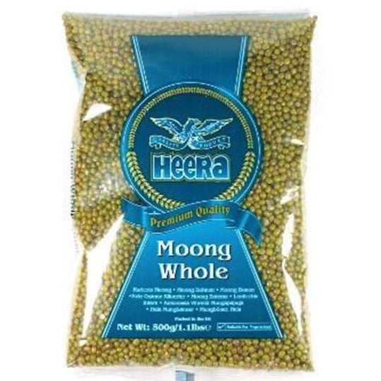 Heera Mung Bean Whole (Munggo/Monggo) 500g - Asian Online Superstore UK