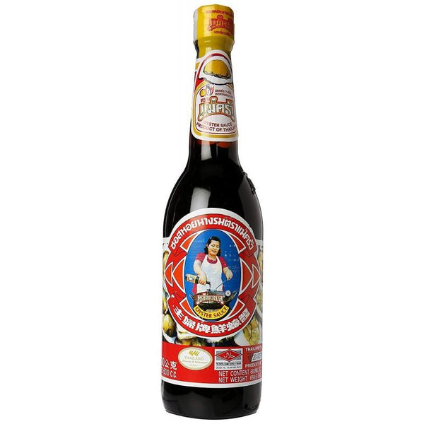Mae Krua Oyster Sauce 600ml - Asian Online Superstore UK