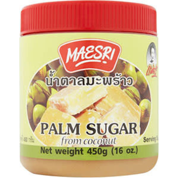 Mae Sri Palm Sugar 450g - Asian Online Superstore UK