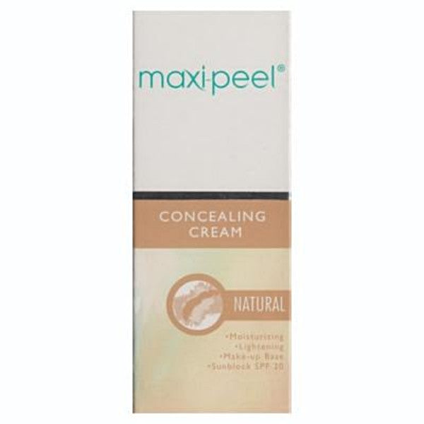 Maxi-Peel Natural Concealing Cream 25g - Asian Online Superstore UK