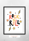 Cool Kid Series - Rock and Roll - Set of 3 - Krafty Hands Designs