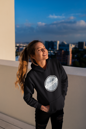 Brooklyn - Women's Hooded Sweatshirt - Krafty Hands Designs