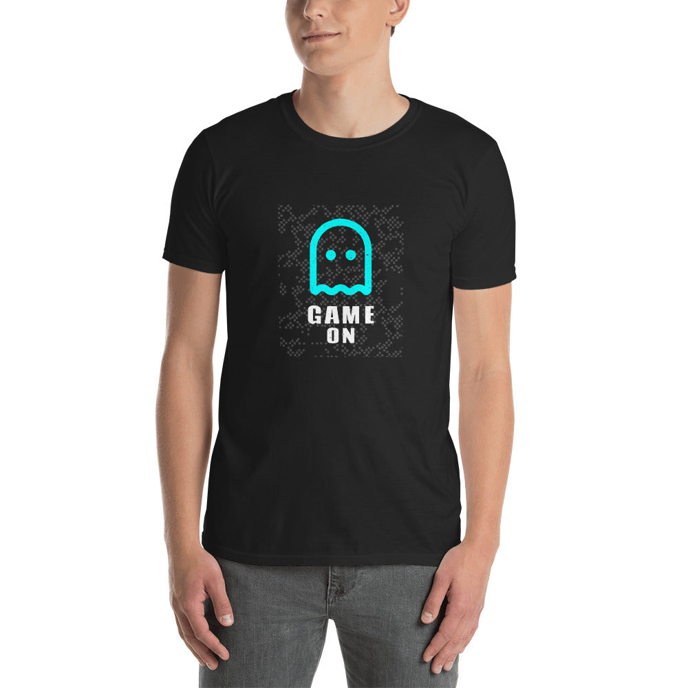 Game On - Short-Sleeve Men's T-Shirt - Krafty Hands Designs