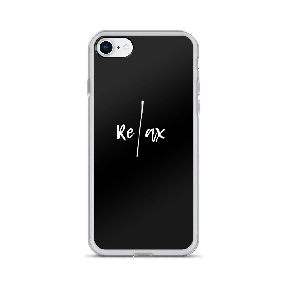 Relax - iPhone Case - Krafty Hands Designs