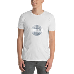 Brooklyn - Short-Sleeve Men's T-Shirt - Krafty Hands Designs