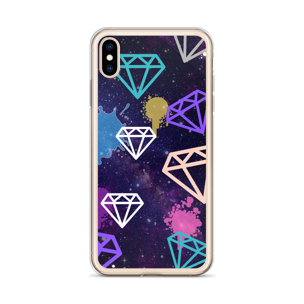 Diamonds - iPhone Case - Krafty Hands Designs