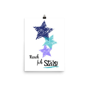 Reach for the Star's Print - Krafty Hands Designs