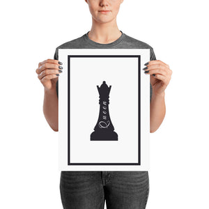 Queen - Poster - Krafty Hands Designs