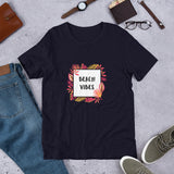 Beach Vibes - Short-Sleeve Women's T-Shirt - Krafty Hands Designs
