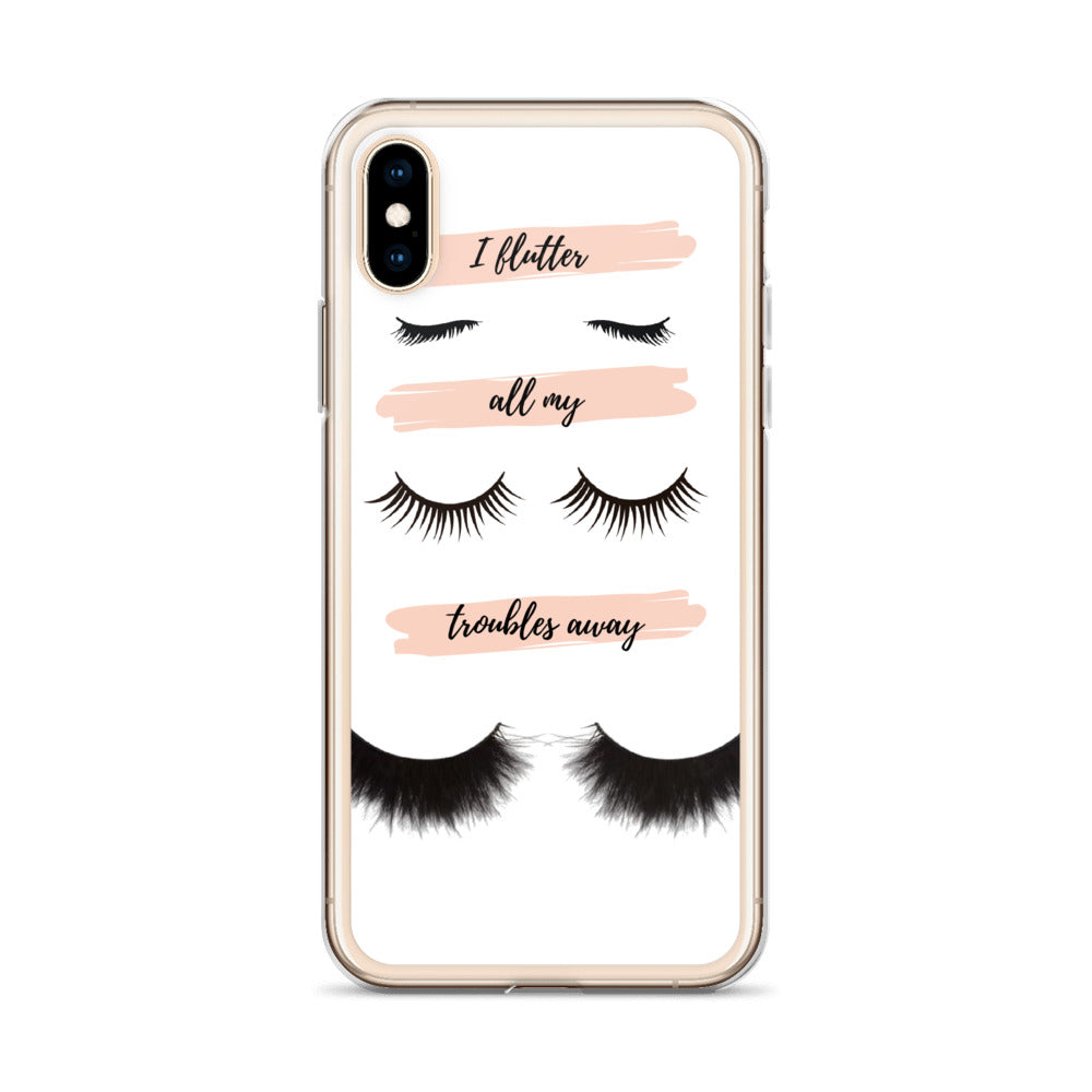 Lashes - iPhone Case - Krafty Hands Designs
