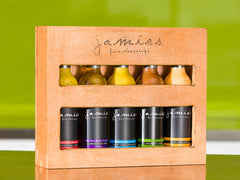 A Boxed Set of Five Dressings