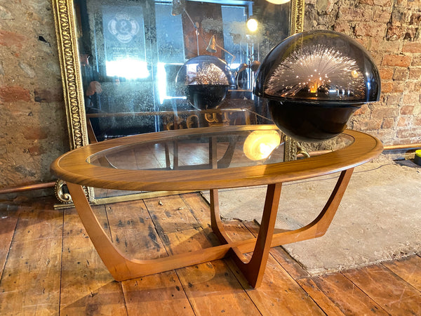 Mid Century Astro Coffee Table