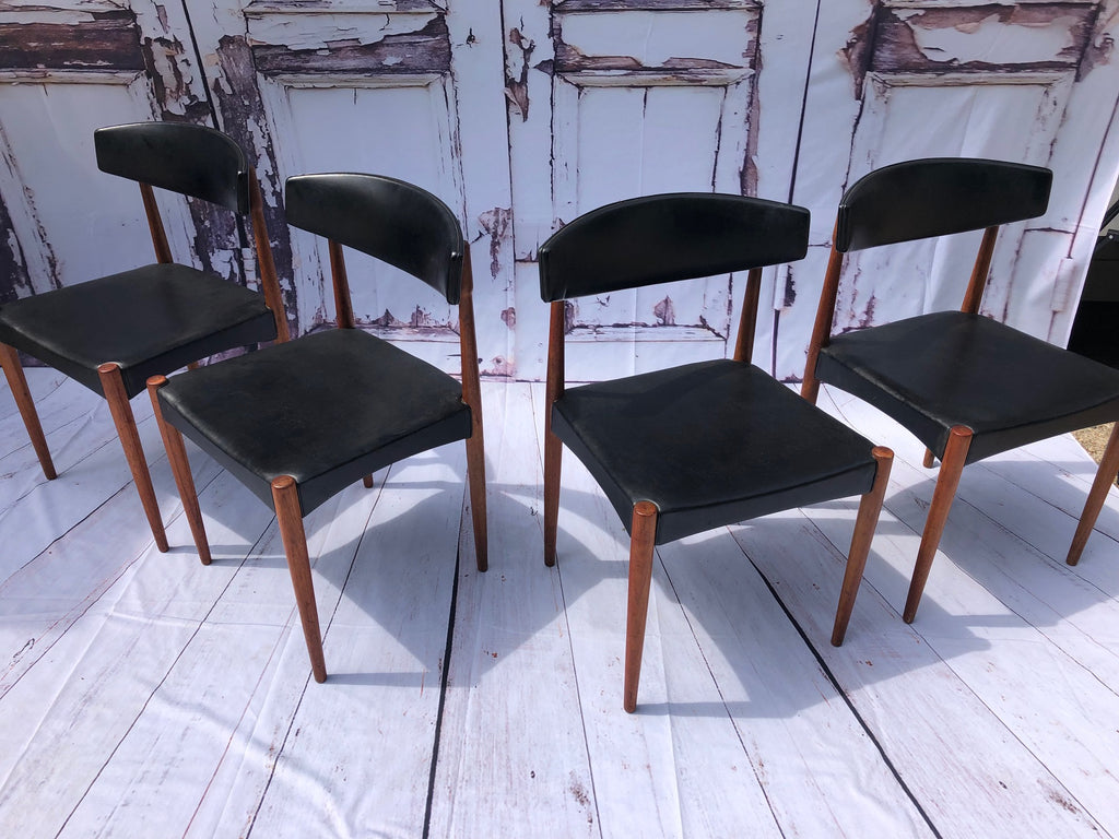 Rosewood Danish Dining Chairs