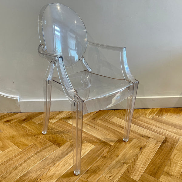 Philippe Starck Ghost Armchair First Release 2002