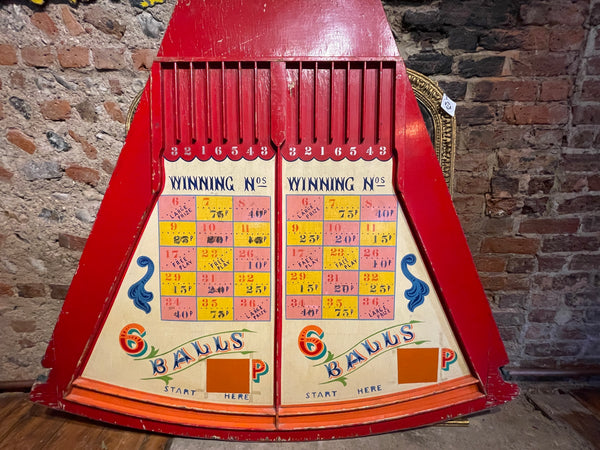 Vintage Brighton West Pier Arcade Game