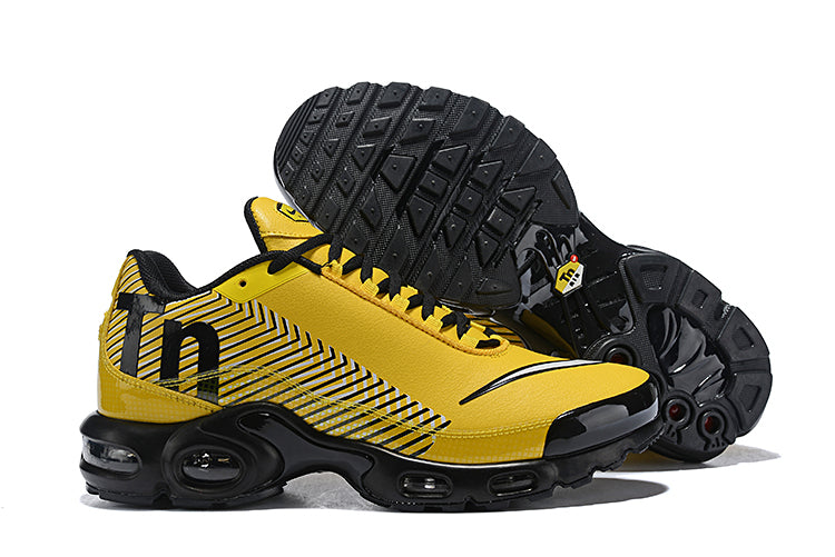 new style 92379 adb0f Original NIKE AIR MAX PLUS TN Men's Breathable Running Shoes Sports  Sneakers Trainers outdoor sports shoes AQ0243-001
