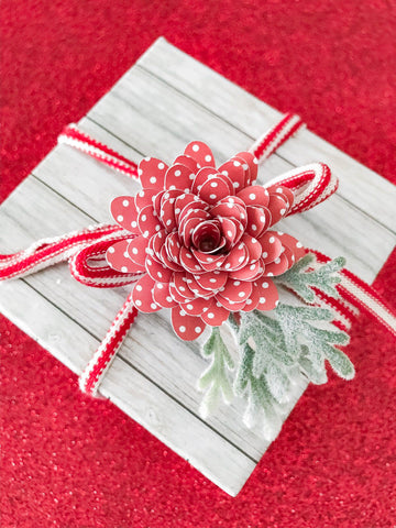 Our paper clips make the perfect bows for any gift.