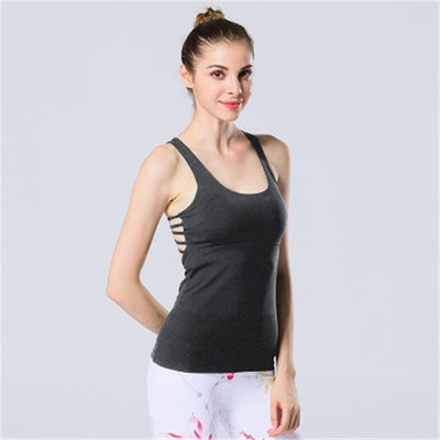 Ginger-tank-Grey-S-tank-Indira Active