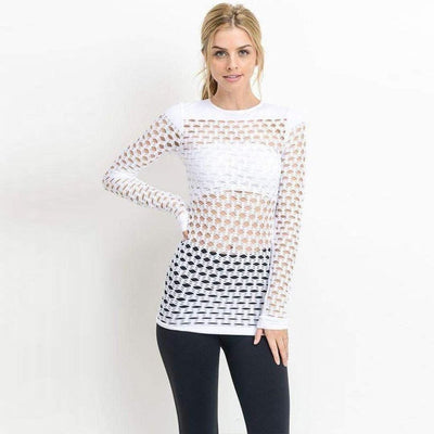 Griet-long-sleeve-White-S/M-long-sleeve-Indira Active