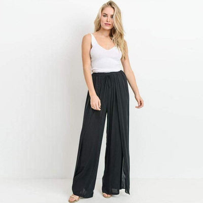 Kaley-pants-Black-S-pants-Indira Active