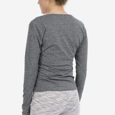 That'S A Wrap-long-sleeve-long-sleeve-Indira Active