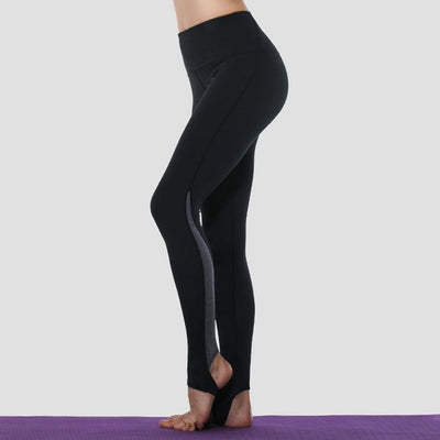 Vita-leggings-Gray-S-leggings-Indira Active