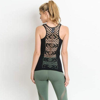 Willow-tank-Black-S/M-tank-Indira Active