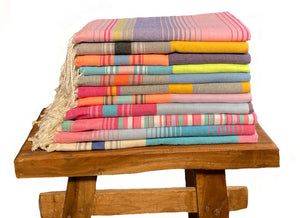 Fouta Fine Stripes Splendite