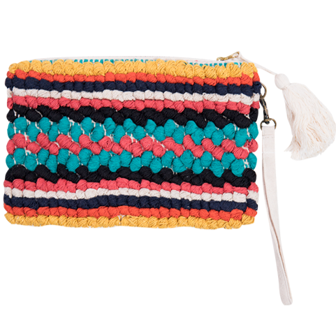 Clutch Bag Boho - color