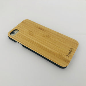 Bamboo iPhone Case - Bamlife