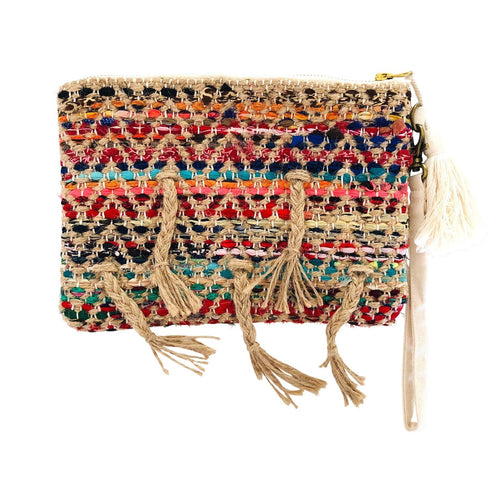 Clutch Bag Boho - Tribal - Bamlife