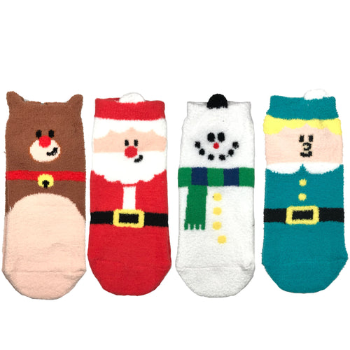 Santa Family - Knocking Your Socks Off