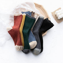 Load image into Gallery viewer, Glitter Soft Stylish Wool Blend Socks