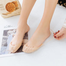 Load image into Gallery viewer, 4 Pair Invisible Toe Socks - MoSocks