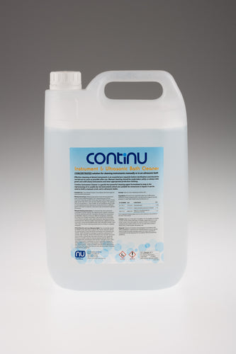 CONTINU - 5 Litre ultra sonic disinfectant